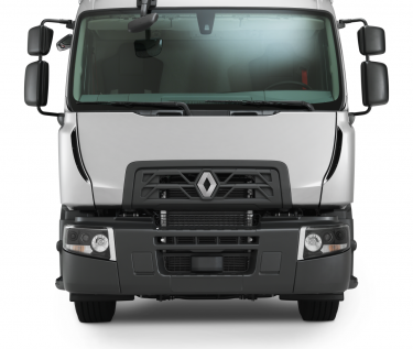 Renault Trucks D Wide front face