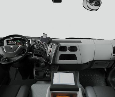 Renault Trucks D Wide cab