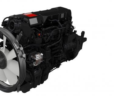 Renault Trucks D Wide engine